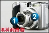 数码相机的润滑应用与方案