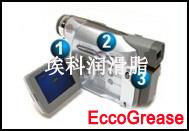 便携式摄像机的润滑应用与方案